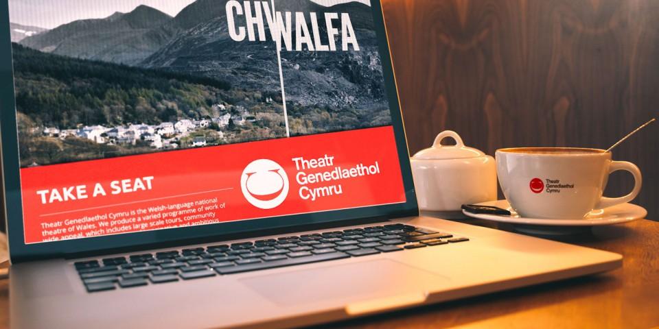 Theatr Genedlaethol Cymru